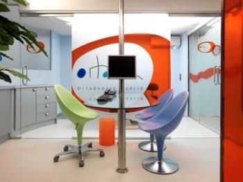 Ejemplo 4 de diseño o reforma de clínica dental